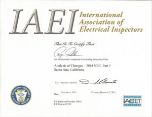 IAEI 2014 NEC Part 1